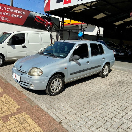 Imagem 1 de 8 de Renault Clio 1.6 Rt 16v 4p