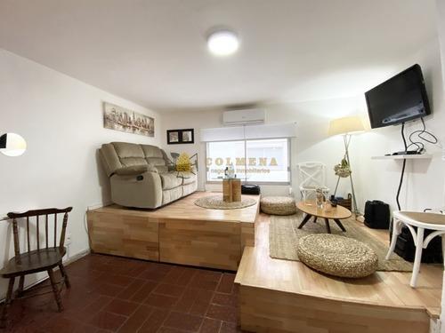 Venta Apartamento En Peninsula, Monoambiente Reciclado- Ref: 4232
