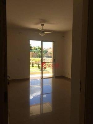 Apartamento Residencial À Venda, Jardim Tarraf Ii, São José Do Rio Preto. - Ap0775