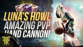 Uivo De Luna (lunas Howl) Destiny 2 - Ps4 Competitivo