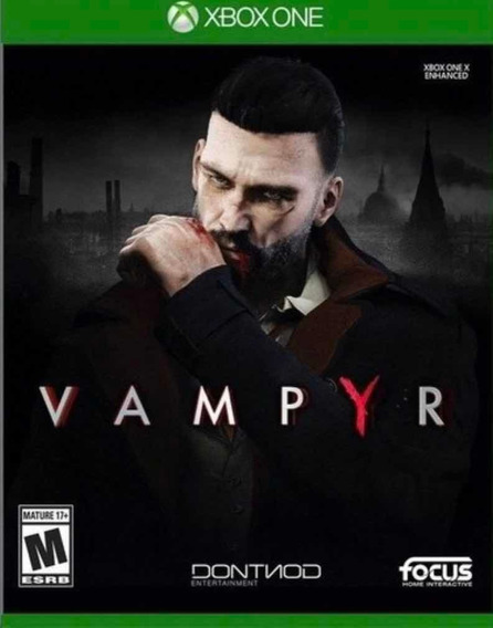 Vampyr Xbox One Midia Digital +1 Jogos Grátis