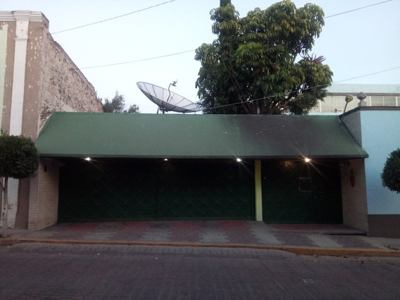Hermosa Residencia De 450m2 Aun Lado Centro Histórico!!