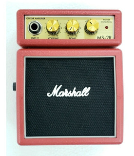 Marshall Mini Amplificador Ms2r
