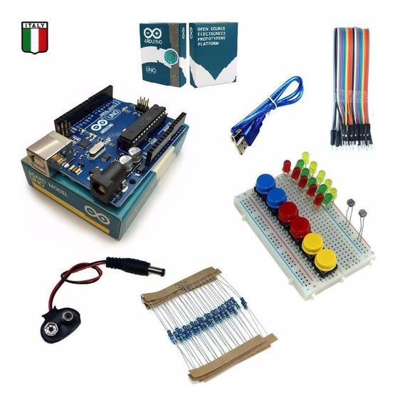 Monte Seu Kit Arduino No Campo De Perguntas - Não Compre !!!
