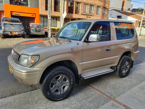 Toyota Prado Prado Sumo Unlimited