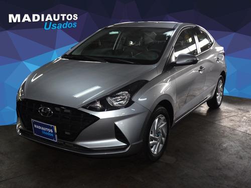 Hyundai Hb20 Accent 1.6 Mec. Hb 2021
