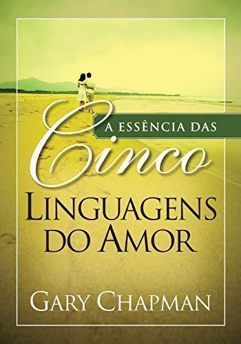 Livro Gary Chapman - Essência 5 Linguagens Do Amor - Bolso