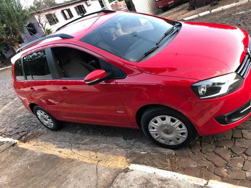 Volkswagen Spacefox 2012 1.6 Trend Total Flex 5p