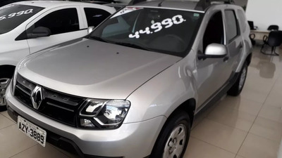 Duster 1.6 Expression 4x2 16v Flex 4p Manual