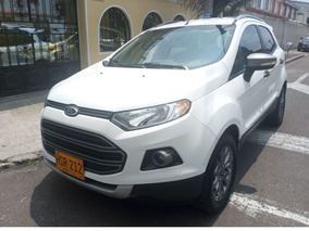 Ford Ecosport Freestyle 2.0 4x2 Mt 5p Fe