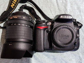 Câmera Fotográfica Nikon D7000 Com Lente 18 105 Vr