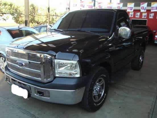 Ford F-250 3.9 Xlt 4x2 Cs Diesel 2p