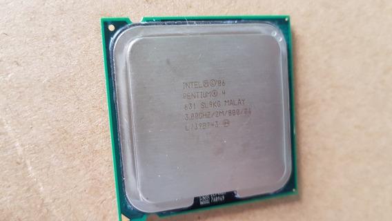Processador Intel Pentium 4 631 3.0ghz 2mb L2 Vt(dual Core)