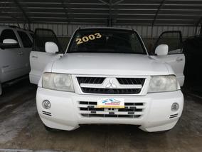 Mitsubishi Montero Blanca 2003