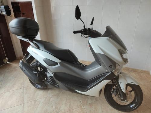 Yamaha Nmax Branca 2020 Usada Super Nova Ipva Pago
