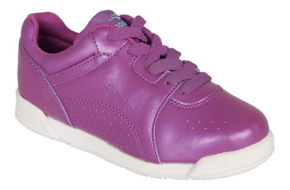 Zapatillas Topper Aero Bas Charol Bb