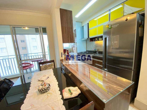 Apartamento Com 2 Dormitórios À Venda, 62 M² Por R$ 429.990,00 - Parque Prado - Campinas/sp - Ap5039