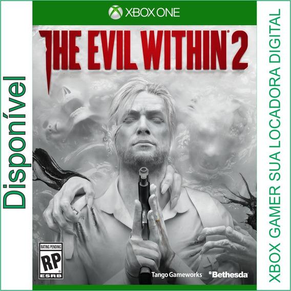 The Evil Within 2 Xbox One Locação 15 Dias