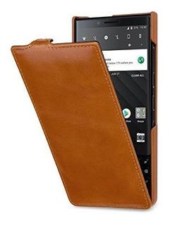 Estuche Stilgut Compatible Con Blackberry Key2 Cubierta De C