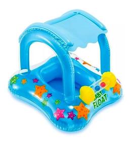 Boia De Segurança Inflável Infantil C/ Proteção Contra O Sol