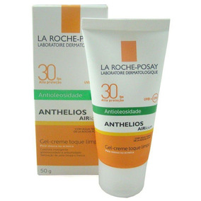 Anthelios Airlicium 30fps Gel-creme Toque Limpo