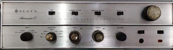 Amplificador De Potencia Scott Stereomaster 260 (110 Volts)