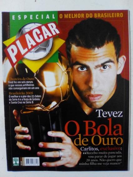 Revista Placar Esp 1289 G Bola 2005 Corinthians Gremio 2006