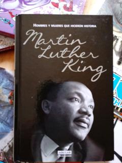 Libro Nuevo Martin Luther King Con Ilustraciones Aguilar