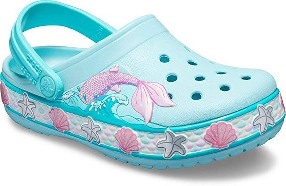 Crocs Original Sirena Niña