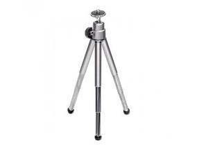 Mini Tripé De Aluminio C/ 3 Estágios Para Camera
