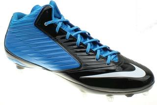 Chuteira De Futebol, Futebol Americano Nike Vpr Speed Azul