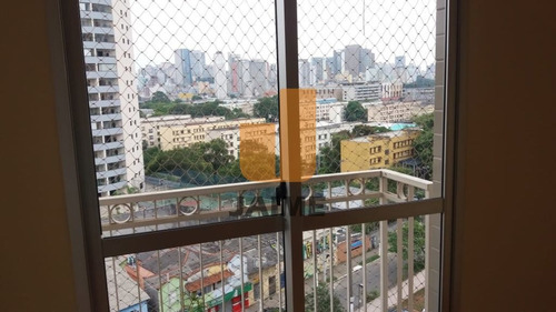 Apartamento Para Venda No Bairro Cambuci Em São Paulo - Cod: Ja14714 - Ja14714