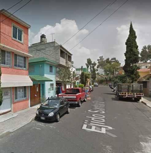 Casa En Remate En Ex-ejido De Sn Fco. Culuacan, Coyoacan