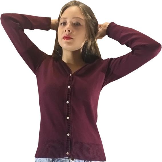 Blazer Feminino Acinturado Barato Jaqueta Corta Vento Tricot