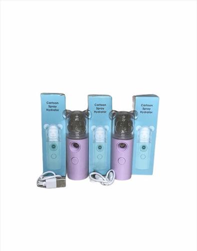 Nano Vaporizador, Sanitizador, Spray Portátil. 5v