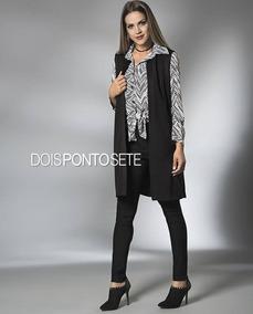 d6d1bb967 Colete Alongado Alfaiataria - Calçados, Roupas e Bolsas no Mercado ...