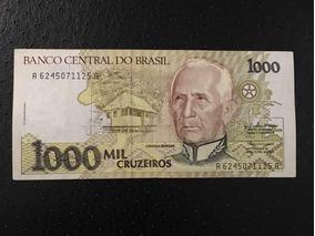 Cédula Mil Cruzeiros Cândido Rondon