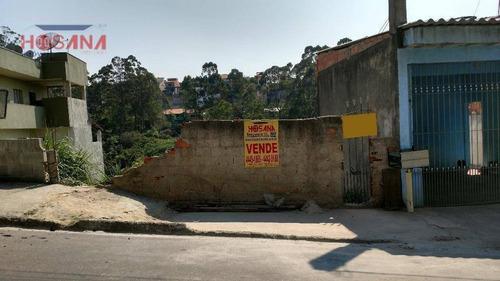 Imagem 1 de 7 de Terreno Residencial À Venda,jardim Marcelino, Caieiras. - Te0221