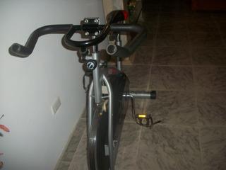 Bicicleta Spinning Tecno Fitness Ejercicios Poco Uso Bs300