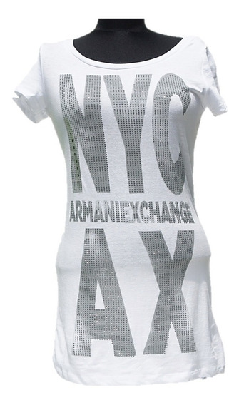 Playera Armani Exchange Gigant Logo