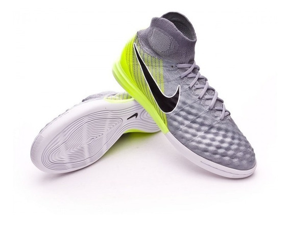 Chuteira Nike Magistax Próximo 2 Futsal Flyknit Profissional