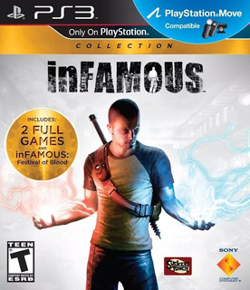 Infamous Collection Ps3 - Formato Digital