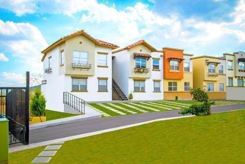 Estrena En Real Solare Hermosa Casa Californiana De 2 Recámaras, Linda!