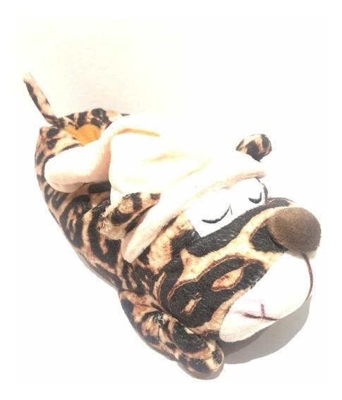 Pantuflas Niños/as Gummi Modelo Perrito Animal Print