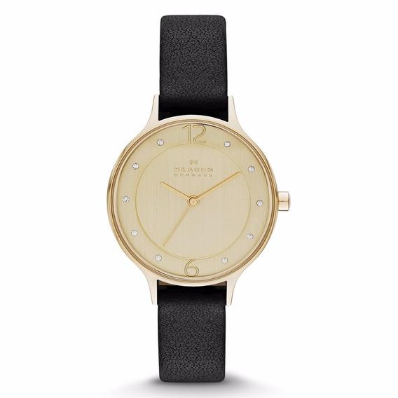 Relógio Skagen Ladies Gold Skw2266