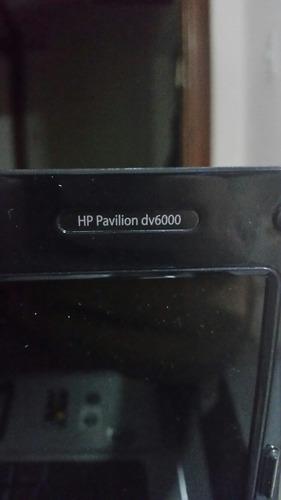 Imagem 1 de 3 de Hp Pavilion Dv6000