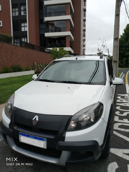 Renault Sandero Stepway 1.6 16v Flex Aut 2014