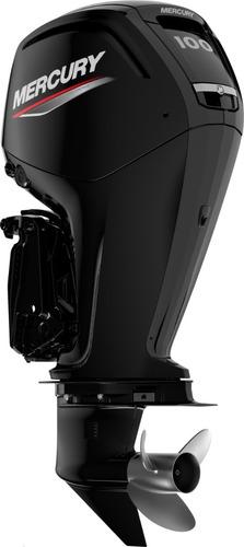 Imagem 1 de 8 de Motor De Popa Mercury 100hp Ct 4 Tempos