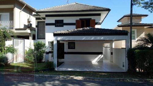 Casa Com 4 Dormitórios, Sendo 2 Suítes À Venda, 300 M² Por R$ 1.600.000 - Jardim Das Flores - Cotia/sp - Ca1207