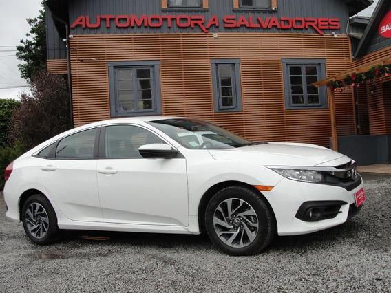 Honda Civic Ex 2.0 Aut 2017